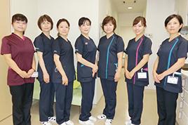 看護師および管理栄養士の写真
